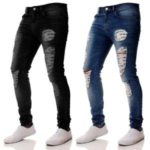 Jeans de Moda Pantalon Para Hombre Pantalones De Mezclilla Calças Masculinas