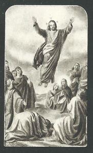 image pieuse ancianne de Jesus santino holy card estampa FAALxzPd-09084937-817835105
