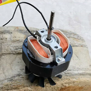 YJ58-16 AC220V Shaded Pole Asynchronous Motor Repair for