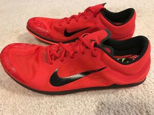 NWOB-Nike-Men-s-Zoom-XC-Track-Cross-Country-Spike-13-Red-Black