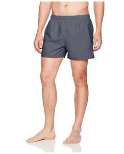 5780188ffe Speedo Men's Surf Runner Volley Swim Trunks Short UPF 50+ DRY SOLID ...