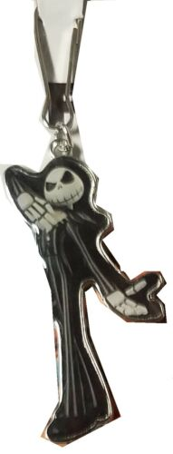 PACK of 2 Disney Infinity Charms Nightmare Before Christmas Jack Skellington