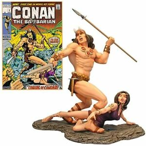 1-8-CONAN-THE-BARBARIAN-RESIN-MODEL-KIT-by-MOEBIUS-new-in-box-sealed-the-cello