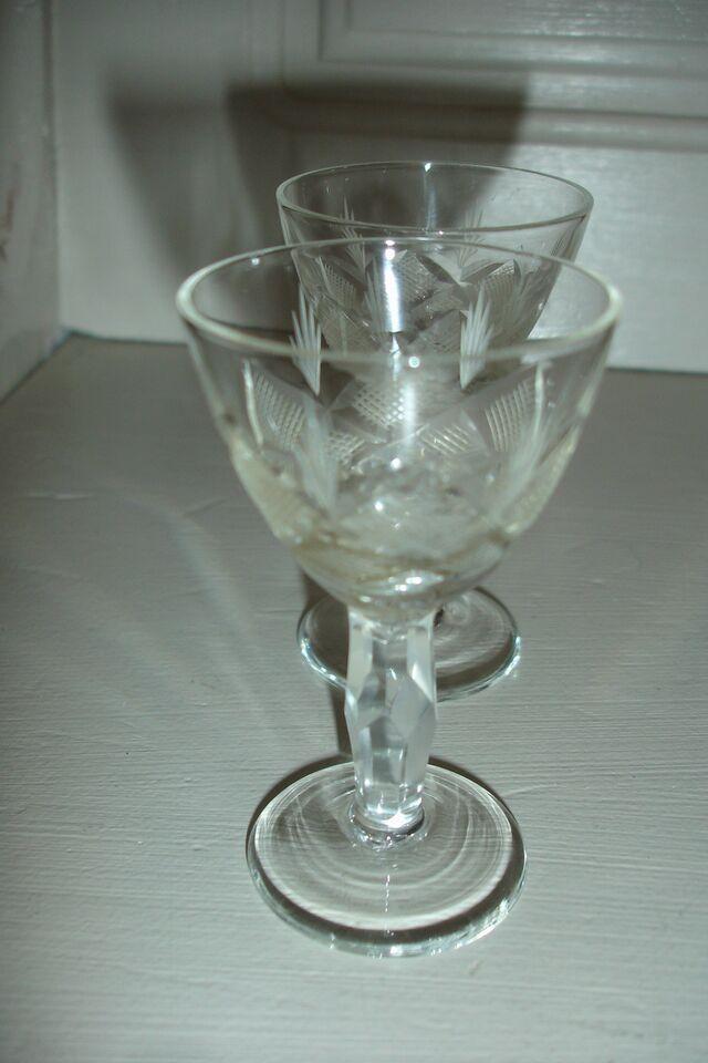 Glas, Vinglas, Lyngby