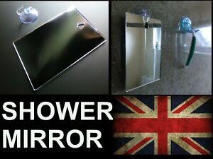 Shower Shaving Mirror, 1500+SOLD,Shatter Proof,NO Distortion,FREE HOOK,Anti-Fog*