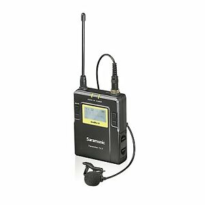 Saramonic-96-Channel-Transmitter-Unit-TX9-with-Lavalier-Microphone-for-UWMIC9