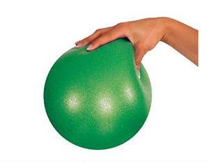 10 x Pilates Soft Over Ball 18cm Gym Ball Resistance Work Mat Fitness