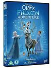 Disney's Olaf's Frozen Adventure DVD 2017 Watched Once