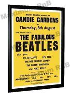 The Beatles Guernsey Concert Poster 1963
