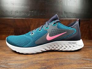f0426dc135e Nike Legend REACT (Teal   Hot Punch   Grey) Running  AA1625-300 ...
