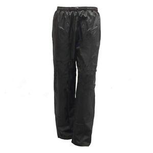 Pantalon-De-Pluie-Moto-Scooter-Serrage-Elastique-Et-Boutons-Taille-XXL-56-58