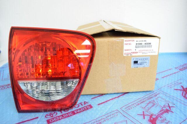 Genuine Toyota Sequoia 2008-2017 Right Inner Tail Light Lamp 81580-0C030 OEM