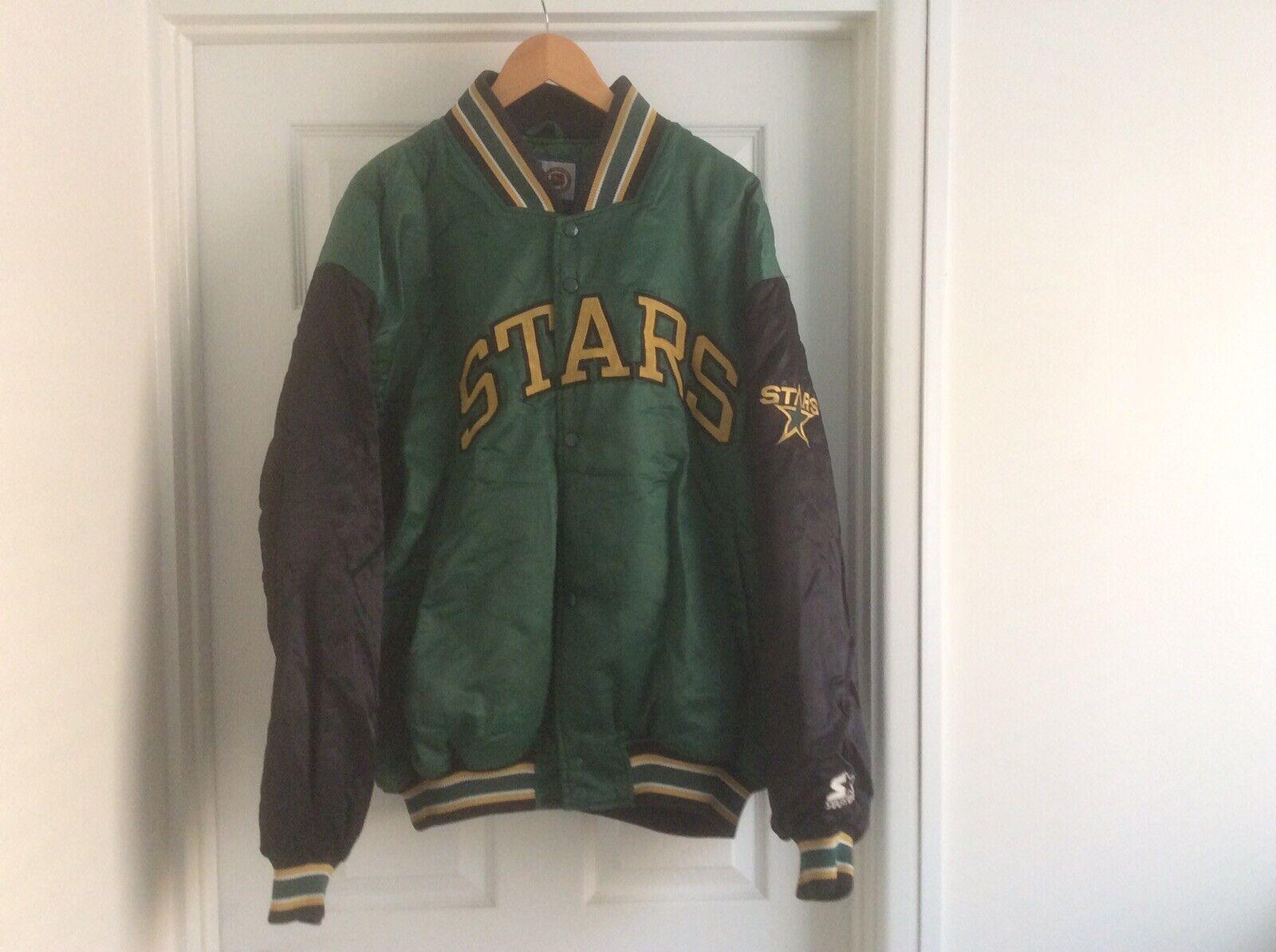 Vintage Dallas Stars Coat XL