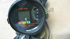Genuine Yamaha Tachometer , 2 stroke yamaha outboards trim , oil harness