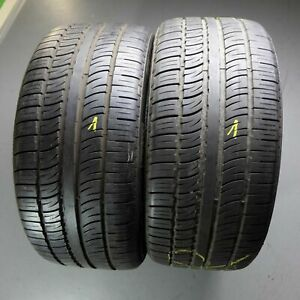 2x-PIRELLI-Scorpion-Zero-Asimmetrico-mo1-295-40-r22-112-W-pneus-d-039-ete-4818-7-mm