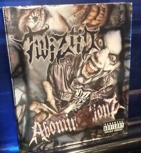 Twiztid - Abominationz CD Madrox Cover insane clown posse dark lotus jamie blaze