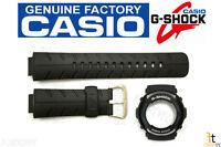 Casio G-300 G-shock Original Black Band & Bezel Combo