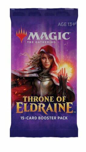 Editionen zur Auswahl DE Magic the Gathering Booster Packs und Displays versch