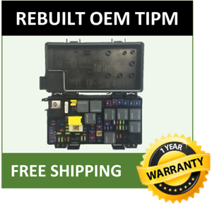 Peachy Details About 2010 Dodge Journey Tipm Fuse Box Oem 04692305 Wiring 101 Taclepimsautoservicenl