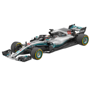 Mercedes de fórmula 1 formula one ™ AMG Petronas lewis hamilton 2018 - 1 43 nuevo embalaje original
