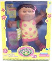 Cabbage Patch Kids Black African American Summertime Girl Doll