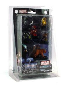Marvel Heroclix Captain America set Nick Fury #023 Uncommon