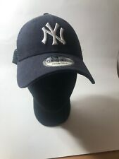 New Era 2019 MLB New York Yankees Baseball Cap Hat Trucker Mesh 940 9Forty