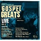 Gospel Greats Vol 2 Live 0755174896828 by Various Artists CD