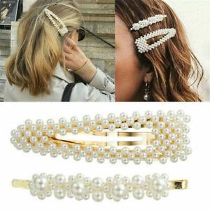 2Pcs-Set-Pearl-Hair-Clip-Barrettes-2019-Fashion-For-Women-Hairpins-Accessories