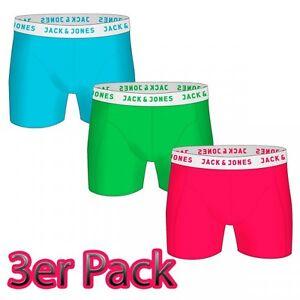 JACK /& JONES Men Boxershorts Jacneon Trunks Noos Underpants