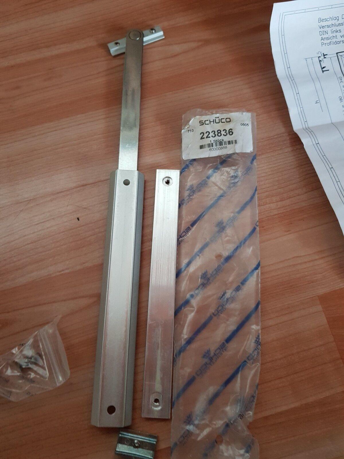 Schücofenster Schere ( 8 Stück ) 223836 Royal S 65