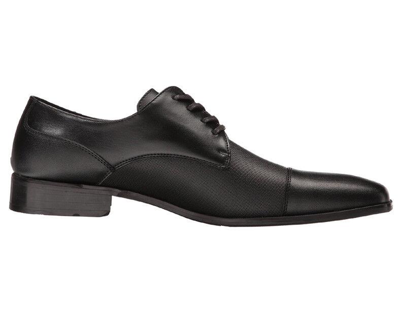 New Calvin Klein GILRAY Leder Schuhes Men Oxford Schuhes Leder a741c9