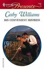 His Convenient Mistress By: Cathy Williams