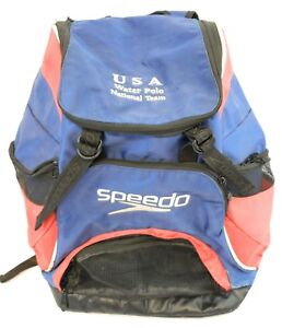 ef7872ee6e USA US National Team USA Men s Olympic Water Polo Backpack speedo ...
