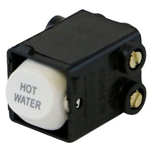 HOT-WATER-Printed-Switch-35-Amp-Double-Pole-Switch-Mech