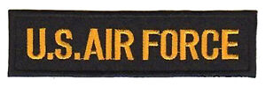 Ecusson-patche-US-Air-Force-USAF-thermocollant-hotfix-patch-brode