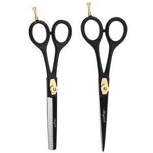 Hair-Cutting-Thinning-Scissors-Shears-Set-Hairdressing-Salon-Professional-Barber