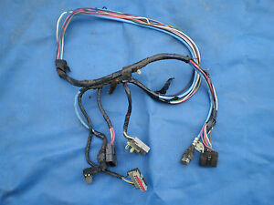 Details about 1993 Ford Mustang Radio to Stock Amplifier Wiring Harness on