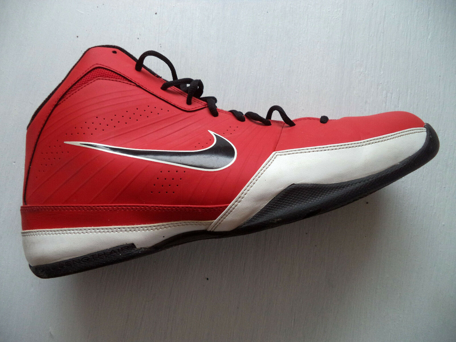 Mens Nike Air Quickhandle shoes Sz 15 gym fitness basketball hoops court pro The most popular shoes for men and women