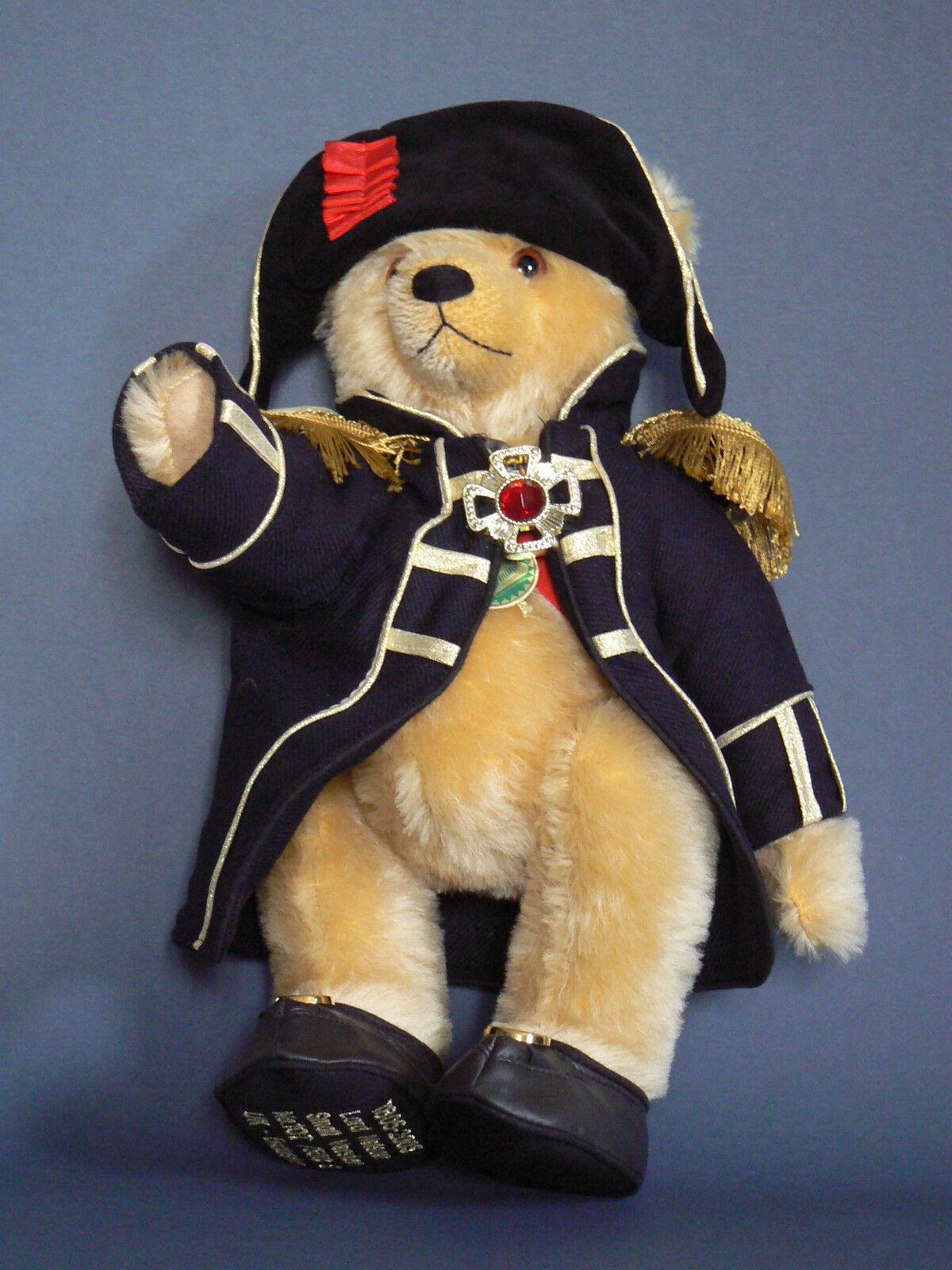 Hermann Lord Nelson Teddy 37 cm stata limitata 107/500 pezzi