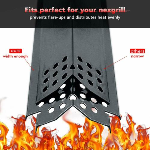 "14.6/"" Heat Plate For Home Depot Nexgrill 4//5 Burner 720-0830H 720-0888 720-0888N"