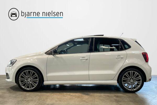 VW Polo 1,4 TSi 150 BlueGT DSG Van - billede 1