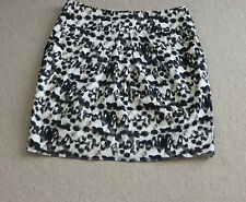 Be Beau Stunning Leopard Print Skirt (UK-12)
