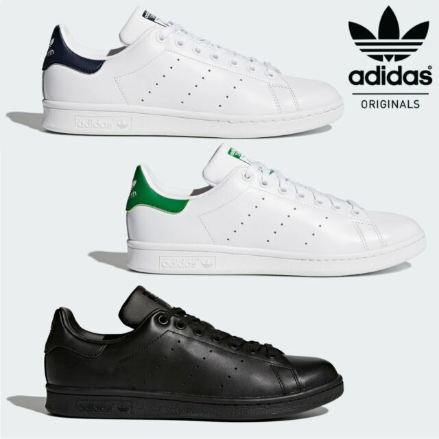 competitive price 82a37 ad7da Adidas Stan Smith Classic Leather Tennis Shoes Retro Trainers ✅ 24hr  DELIVERY ✅