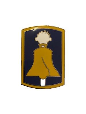 US ARMY 304th Sustainment Brigade dress badge c//b Type C
