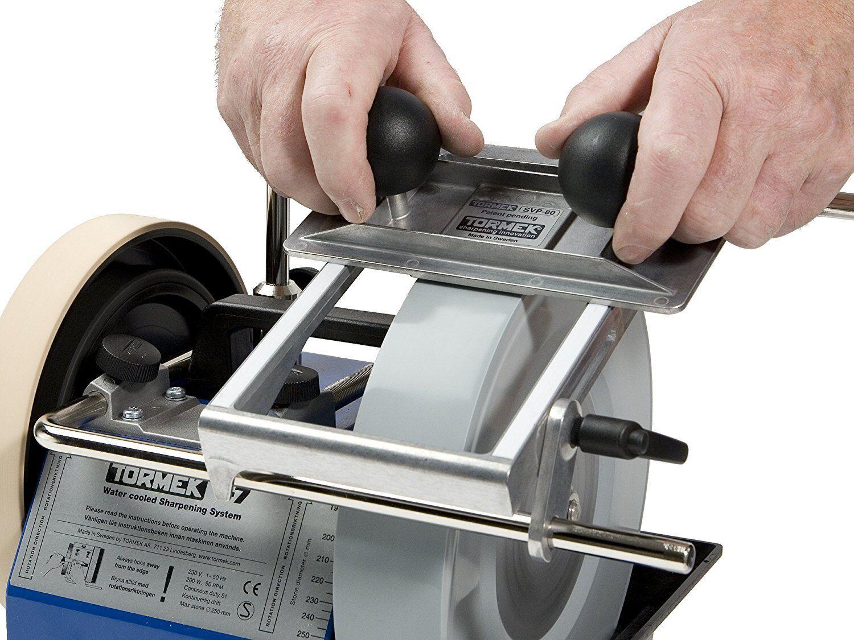 Tormek SVP-80 Moulding Knife Jig