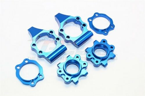 GPM BJ022 IN LEGA POSTERIORE Knuckle ARM 1//5 RC HPI Baja 5B SS