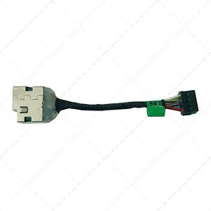 Conector Alimentación DC IN Power Jack para HP Pavilion 17-F Envy 17-K Series lXAjCp5N-08055539-370708660