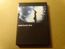 MUSIC DVD / SADE - LOVERS LIVE