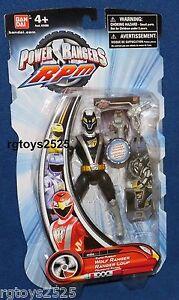 Power Rangers Rpm Rapid Pursuit Noir Loup Ranger Nouveau 5.   Power Rangers Rpm Rapid Pursuit Black Wolf Ranger New 5.